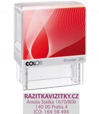 Razítko Colop printer 20